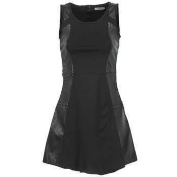 Clothing Women Short Dresses Calvin Klein Jeans ROZ Black