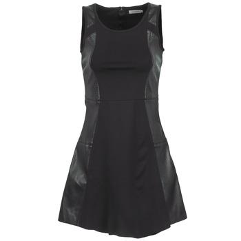 Clothing Women Short Dresses Calvin Klein Jeans ROZ Black