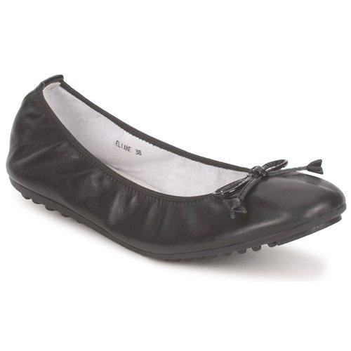 Shoes Women Flat shoes Mac Douglas ELIANE Black