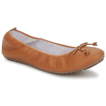 Shoes Women Flat shoes Mac Douglas ELIANE Chestnut