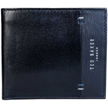 Bags Men Wallets Ted Baker Wallet Bifold and Cardholder Giftset DC8M GG14 TA black