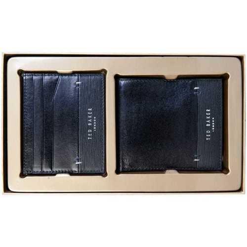 Bags Men Wallets Ted Baker DC8MGG14TAGLEE_00black black