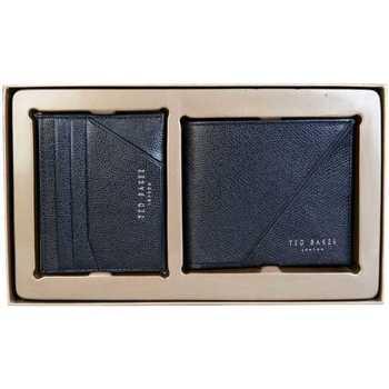 Bags Men Wallets Ted Baker DC8MGG13PLAZA_00black black