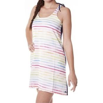 Clothing Women Dresses Little Marcel Robe Rumali E15FDRE0208 Blanc White