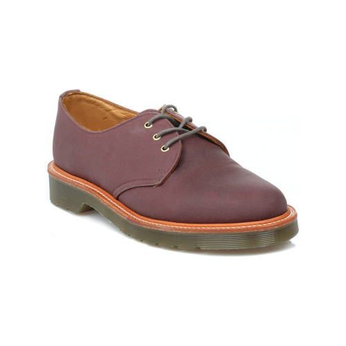Shoes Men Derby Shoes Dr Martens Dr. Martens Mens Purple Lester Shoes Purple