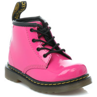 Shoes Children Mid boots Dr Martens Infants Brooklee B Hot Pink Boots Pink