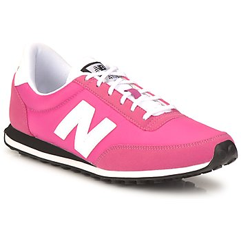Shoes Men Low top trainers New Balance U410 Pink / White