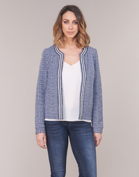 Clothing Women Jackets / Blazers Marc O'Polo CARACOLITE Blue