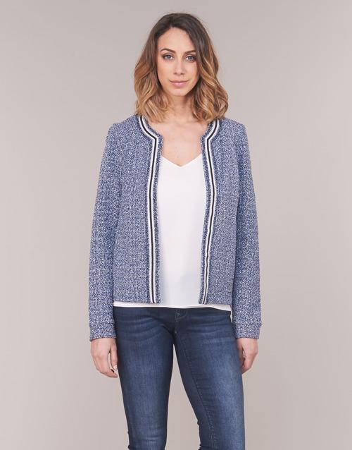 Clothing Women Jackets / Blazers Marc O'Polo CARACOLITE Blue