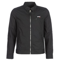 Clothing Men Jackets Schott LENOW Black