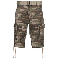 Clothing Men Shorts / Bermudas Schott TR RANGER Camo