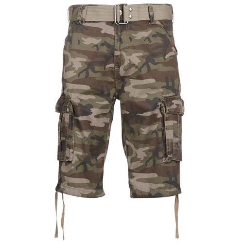 Clothing Men Shorts / Bermudas Schott TR RANGER Camo