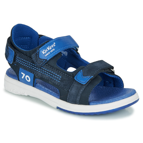 Shoes Boy Sandals Kickers PLANE Marine