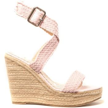 Shoes Women Espadrilles Cassis Côte d'Azur Chaussures Alika Rose Pink