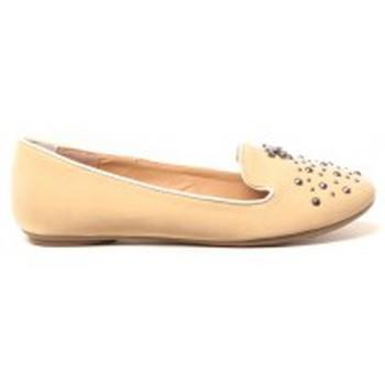 Shoes Women Flat shoes Cassis Côte d'Azur Mocassins Rohan Beige Beige