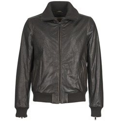 Clothing Men Leather jackets / Imitation leather Chevignon B-THIAGO Brown