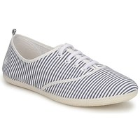 Shoes Children Low top trainers Petit Bateau KENJI GIRL Striped
