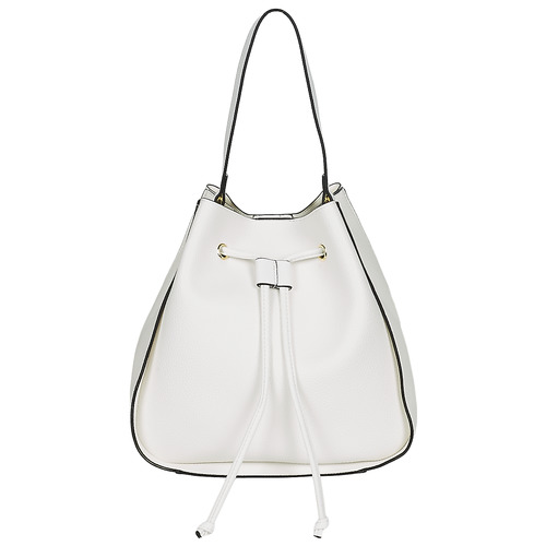 Bags Women Small shoulder bags André LUCIE White