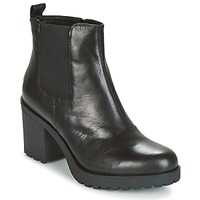 Shoes Women Ankle boots Vagabond GRACE Black