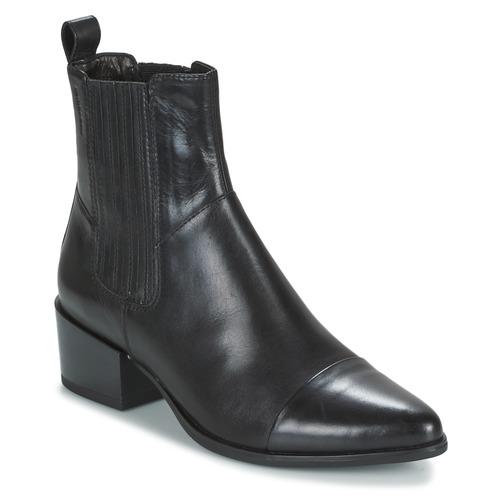 Shoes Women Ankle boots Vagabond MARJA Black