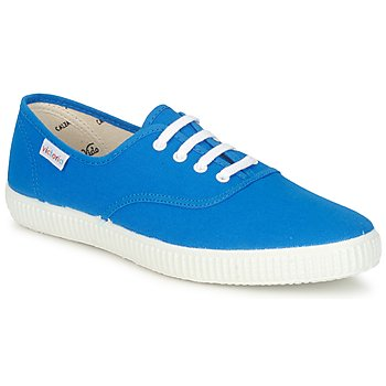 Shoes Low top trainers Victoria 6613 Blue