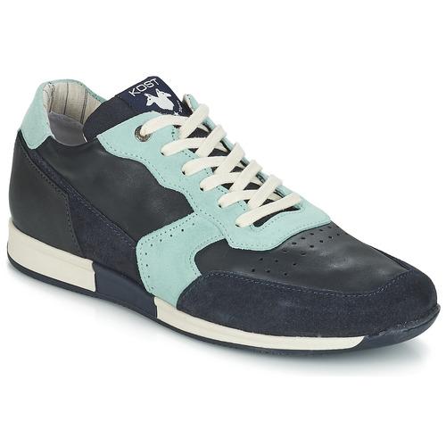 Shoes Men Low top trainers Kost HOOPAR Blue
