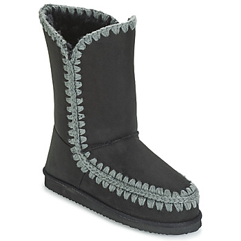 Shoes Women High boots LPB Shoes NATHALIE Black