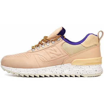Shoes Men Low top trainers New Balance TBATRA beige