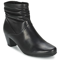 Shoes Women Ankle boots Gabor AKEN Black