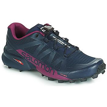 Shoes Women Running shoes Salomon SPEEDCROSS PRO 2 Black / Purple