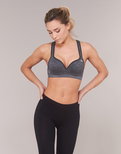Clothing Women Sport bras Only Play ONPMARTINE Grey