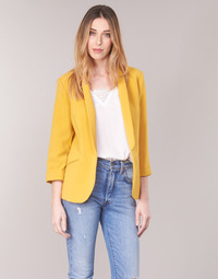 Clothing Women Jackets / Blazers Betty London IOUPA Yellow