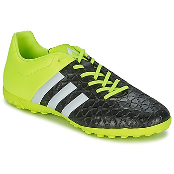 Shoes Men Football shoes adidas Performance ACE 15.4 TF Black / Yellow