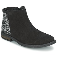Shoes Girl Mid boots Acebo's MERY Black