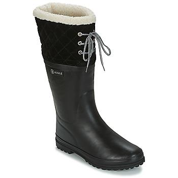 Wellington boots Aigle POLKA GIBOULEE