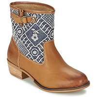Shoes Women Mid boots Roxy CLYDE Brown