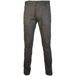 Clothing Men Chinos Armani 6Z1P151NVEZ_0584khaki green
