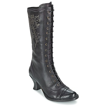 Shoes Women High boots Neosens ROCOCO Ebony