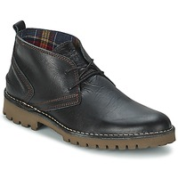 Shoes Men Mid boots TBS MAXIME Black
