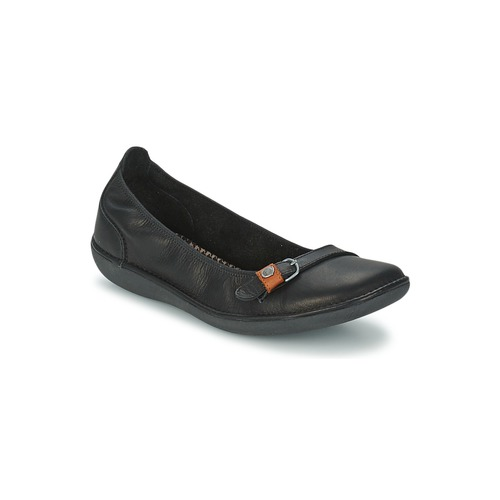Shoes Women Flat shoes TBS MALINE Black