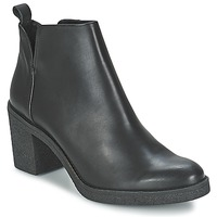 Shoes Women Ankle boots Miista KENDALL Black