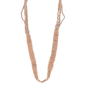 Watches & Jewellery  Women Necklaces Ambre Babzoe ADAM Orange
