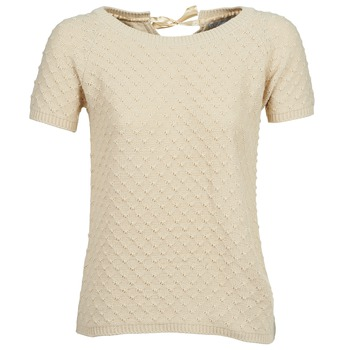 Clothing Women jumpers Betty London CLOU BEIGE