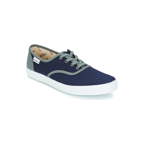 Shoes Low top trainers Victoria INGLESA LONA DETALL CONTRAS Marine