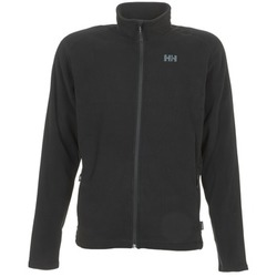 Clothing Men Fleeces Helly Hansen DAYBREAKER FLEECCE JACKET Black
