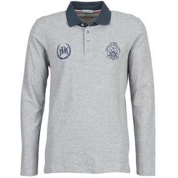 Clothing Men long-sleeved polo shirts Best Mountain TAGOUSTI Grey