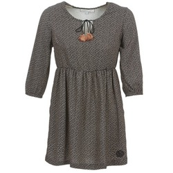 Clothing Women Short Dresses Banana Moon CASTLEGAR Grey