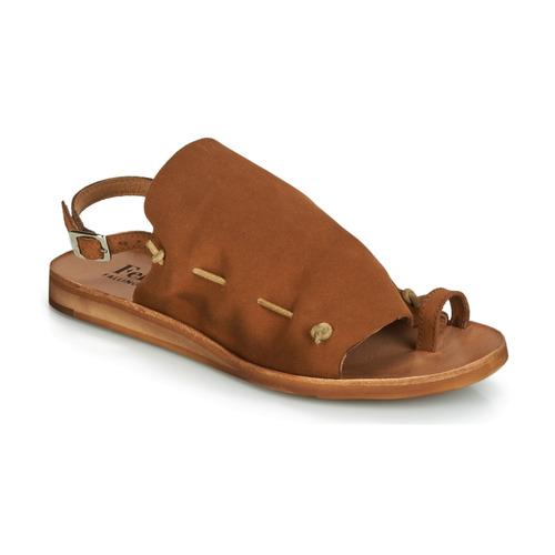 Shoes Women Sandals Felmini COGNACEJE Cognac