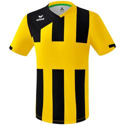Clothing Boy Short-sleeved t-shirts Erima Maillot enfant  Siena 3.0 jaune/noir