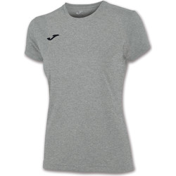 Clothing Girl Short-sleeved t-shirts Joma Maillot femme  Combi gris clair